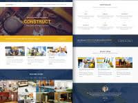 Construct - Joomla Construction & Business
