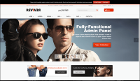 Reviver - Responsive Multipurpose VirtueMart
