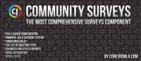 Community Surveys Pro