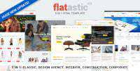 Flatastic - Multipurpose VirtueMart