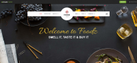 Foodz - Restaurant, Spa & Salon (VirtueMart)