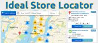 Ideal Store Locator