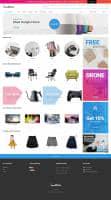 JM ZoneStore - eCommerce inspired by Amazon design