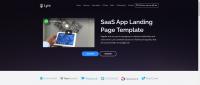 Lyra - SaaS App Landing -6