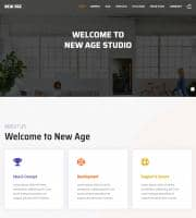 New Age - Creative Agency