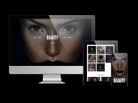 Beauty Supply - Joomla eCommerce template