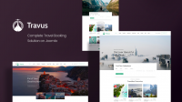 Travus - The complete travel agency